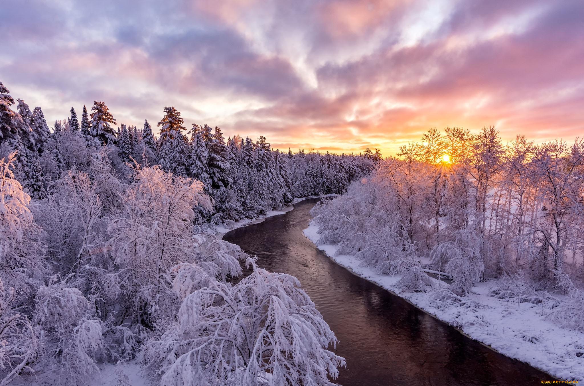 день прекрасный, фотографии пейзаж зимы что красавица